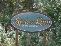 SPICE RUN ON THE GREENBRIER