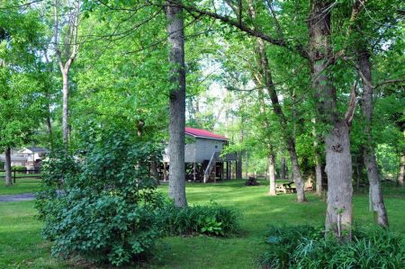 Kitty's Cabin on the Greenbrier 004