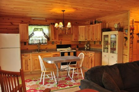 Kitty's Cabin on the Greenbrier 029