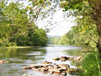 ISLAND VIEW ON THE</br>GREENBRIER RIVER</br>2.92 +/- ACRES – Ronceverte