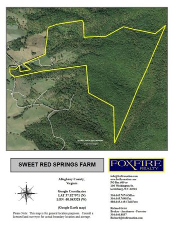 Foxfire Realty Sweet Red Springs Farm 003 Foxfire Realty