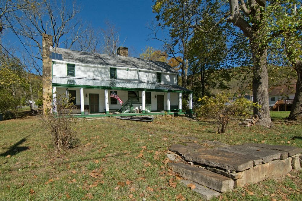 Historic Tyree Tavern 001
